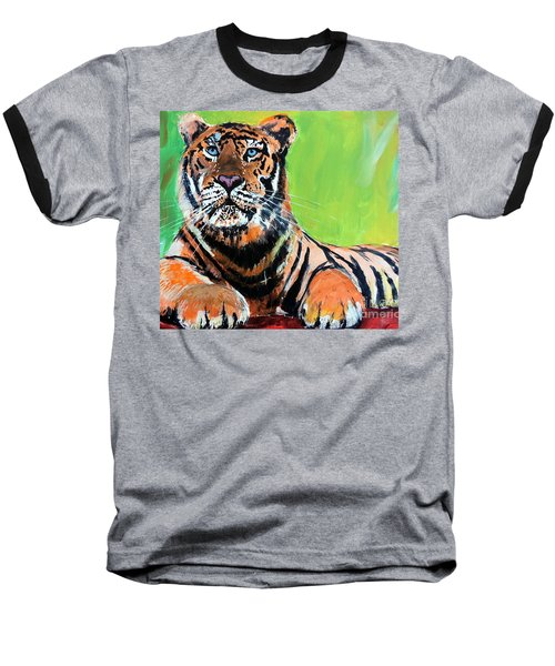 Tom Tiger Baseball T-Shirt