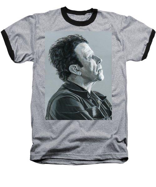 Tom Waits Baseball T-Shirt