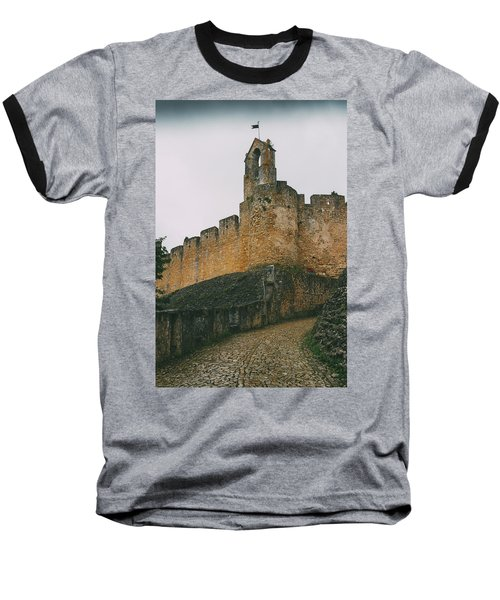 Tomar Castle, Portugal Baseball T-Shirt