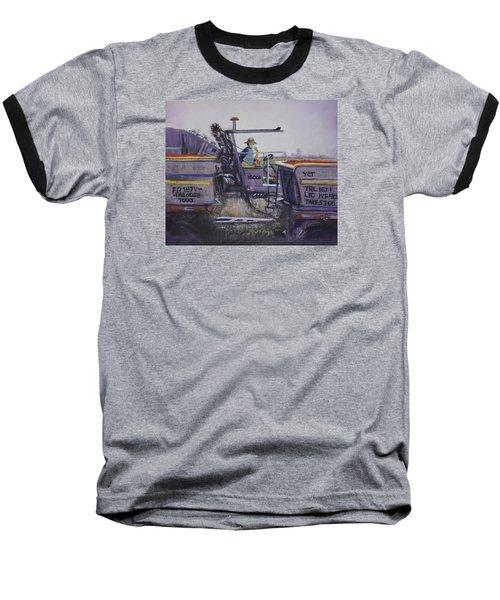 Tomato Harvest Time Baseball T-Shirt