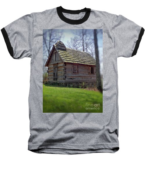 Tom's Country Church And School Baseball T-Shirt