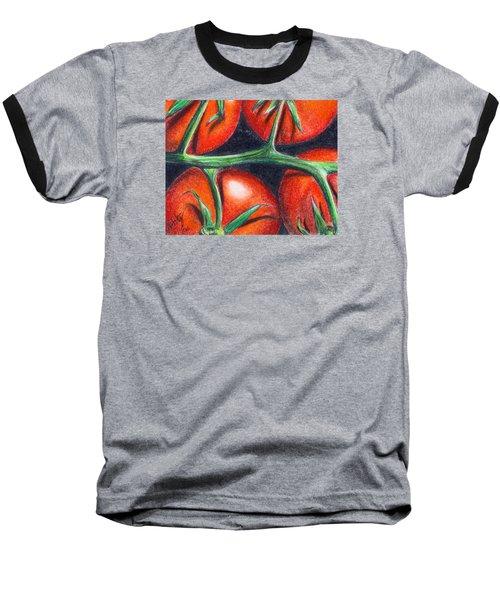 Toms On The Vine Baseball T-Shirt