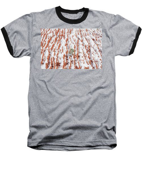 Tonan, The Aztec Goddess Of Winter Solstice  Baseball T-Shirt by Bijan Pirnia