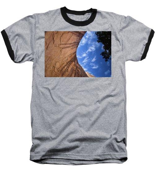 Tones Of Solitude Baseball T-Shirt