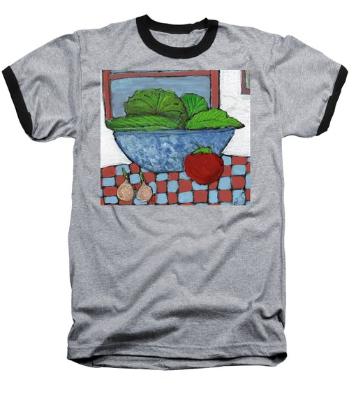 Tonight's Salad Baseball T-Shirt