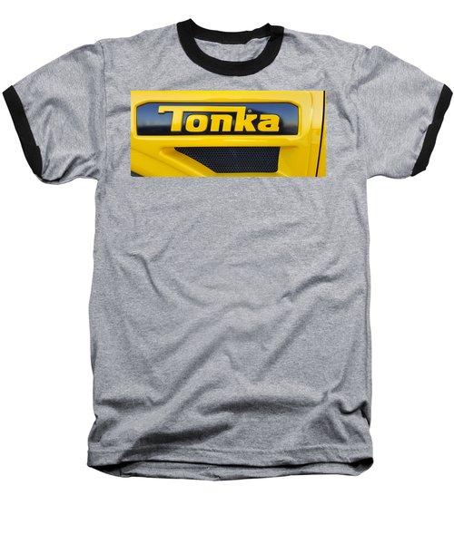 Tonka Truck Logo Baseball T-Shirt