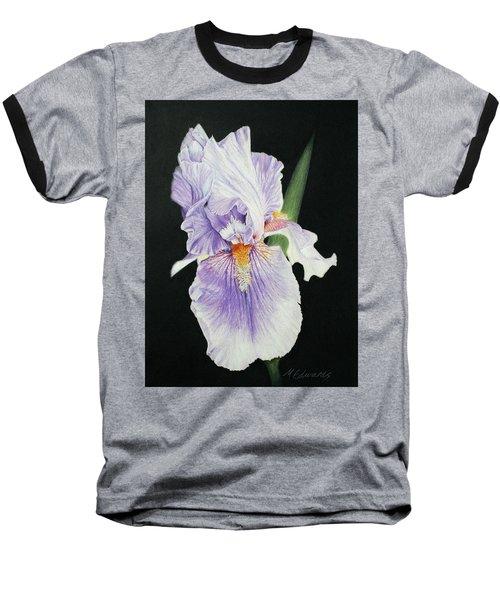 Tonto Basin Iris Baseball T-Shirt