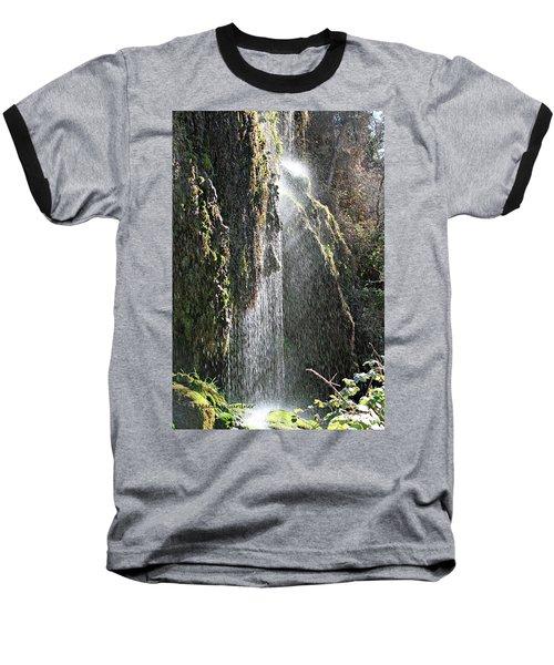 Tonto Waterfall Splash Baseball T-Shirt