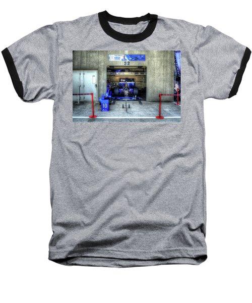 Tony Kanaan Indy Baseball T-Shirt by Josh Williams