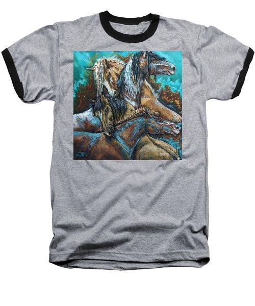 Too Be Like Me Be Four Baseball T-Shirt