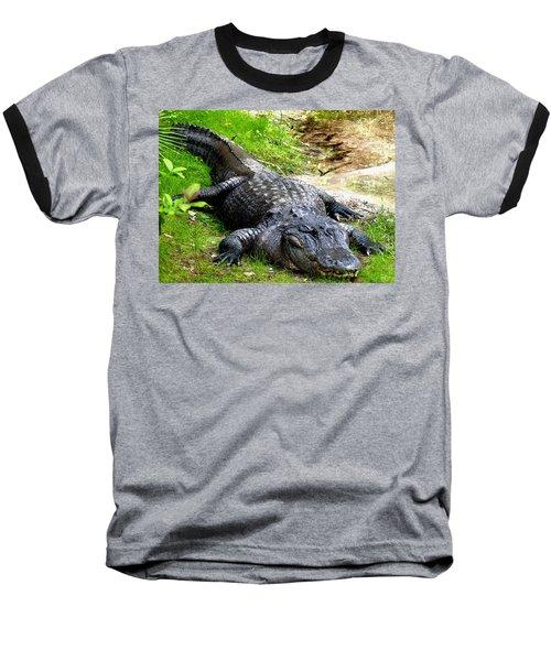 Too Close Baseball T-Shirt