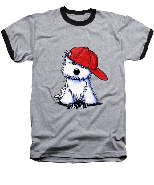 Too Cool For School Baseball T-Shirt