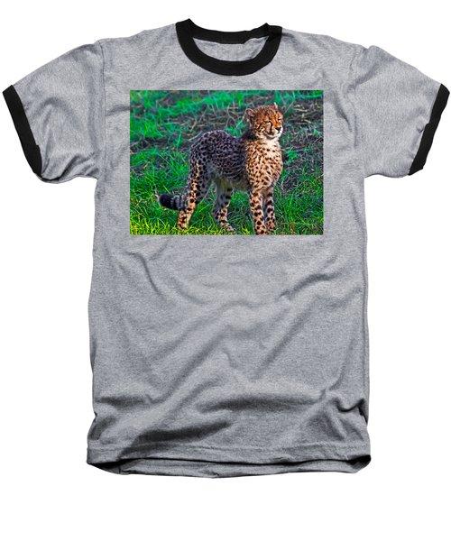 Too Cute Baseball T-Shirt