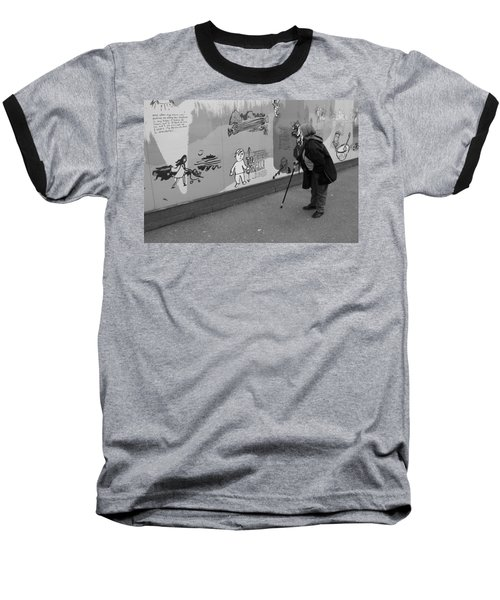 Too Small Baseball T-Shirt