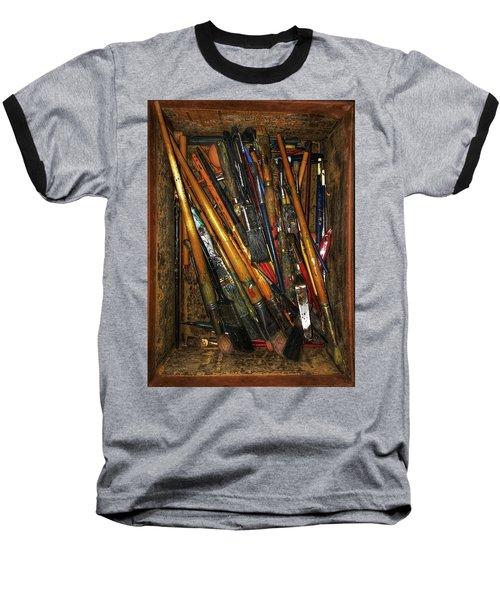 Tools Of The Painter Baseball T-Shirt