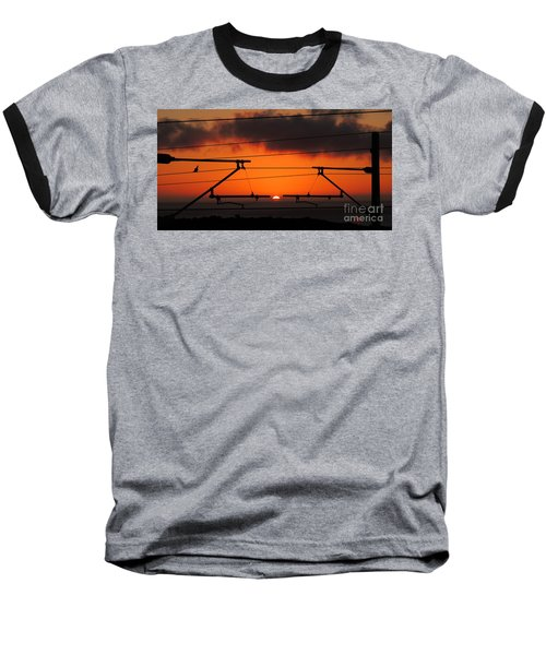 Baseball T-Shirt featuring the photograph Top Notch Spot by Linda Hollis