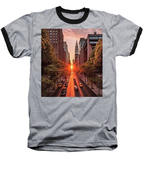 Top Of New York Baseball T-Shirt