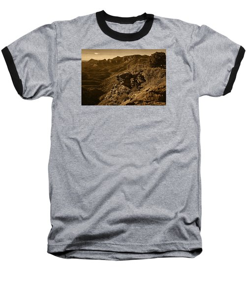Top Of The Hill Baseball T-Shirt