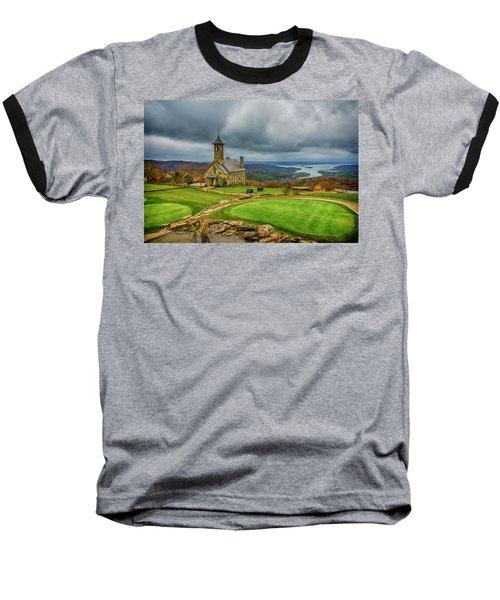 Top Of The Rock Branson Mo 7r2_dsc2627_16-11-25 Baseball T-Shirt