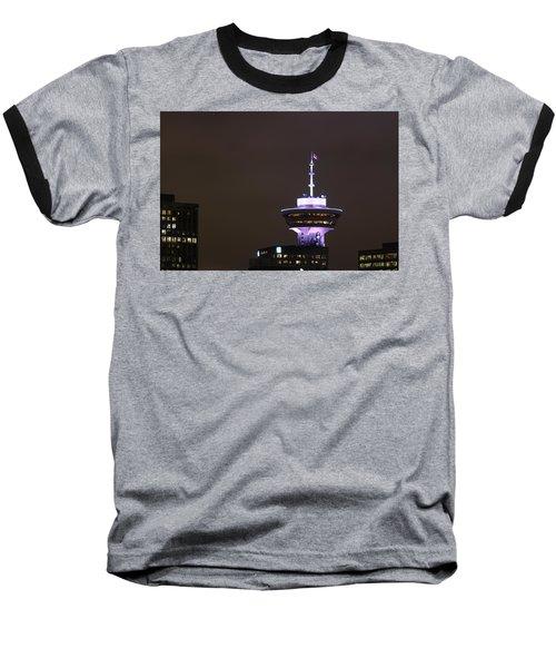 Top Of Vancouver Restaurant Baseball T-Shirt