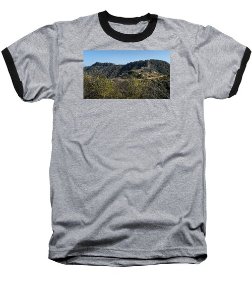 Topanga Canyon Trail Baseball T-Shirt