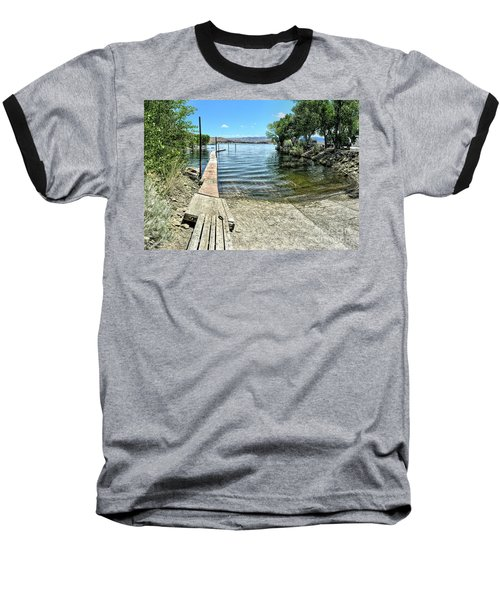 Topaz Landing Boat Launch Baseball T-Shirt