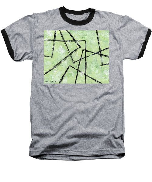 Topsy Turvy Baseball T-Shirt