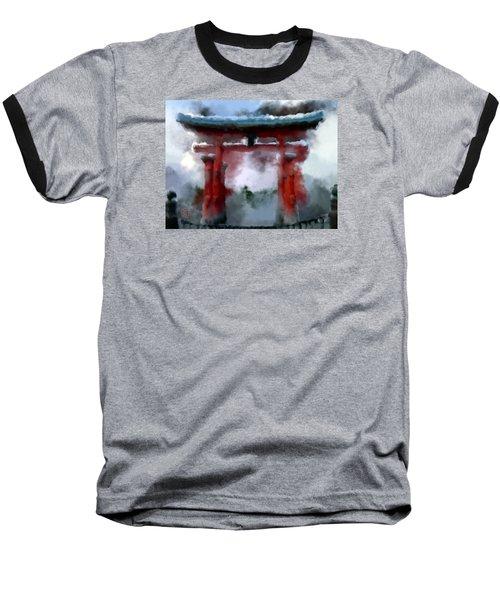 Torii Baseball T-Shirt