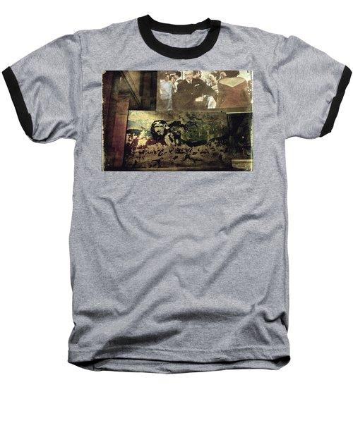 Torino, Cinema Museum Baseball T-Shirt