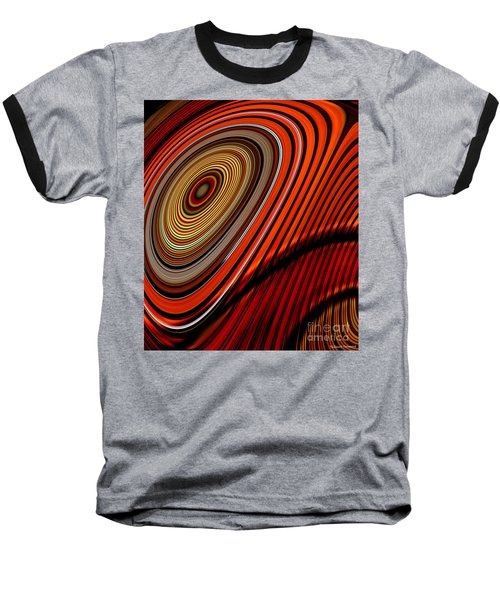 Tormented Eye Baseball T-Shirt