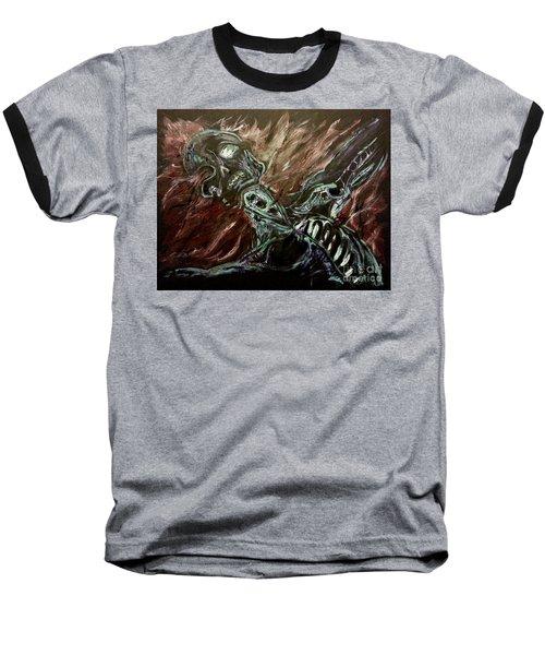 Tormented Soul Baseball T-Shirt