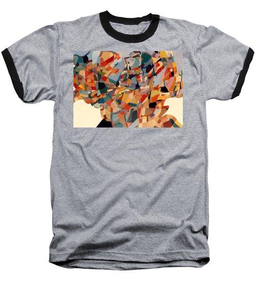 Tornado Baseball T-Shirt by Bernard Goodman