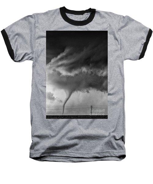 Tornado Baseball T-Shirt