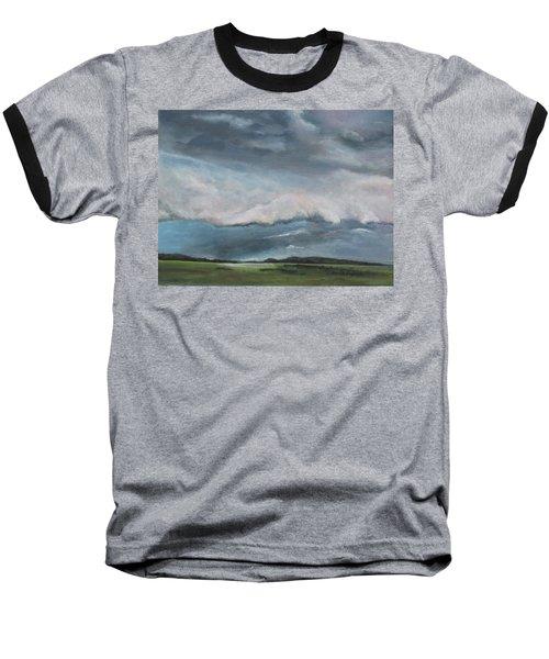 Tornado Warning Baseball T-Shirt