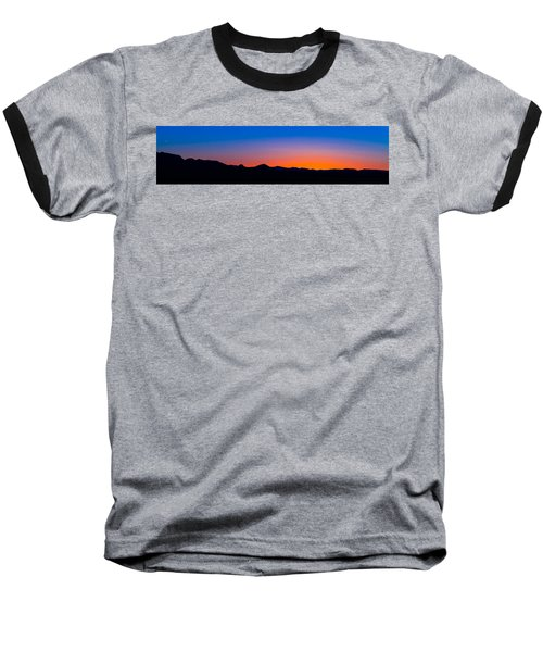 Tornillo Sunset Baseball T-Shirt