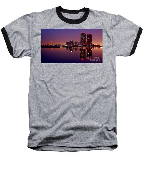 Toronto Cracking Dawn Baseball T-Shirt