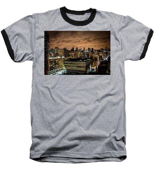 Toronto Dusk Baseball T-Shirt
