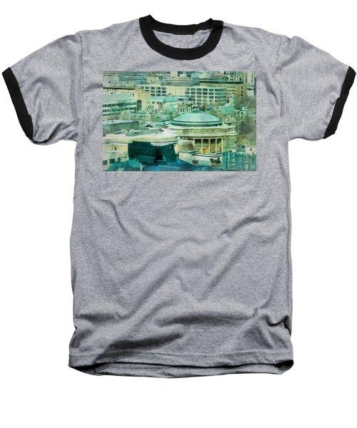 Toronto Window View Baseball T-Shirt