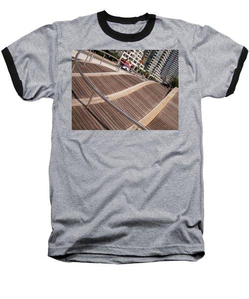 Toronto's Harbourfront Baseball T-Shirt