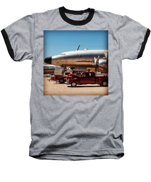 Torque Fest Pima Air And Space Museum Baseball T-Shirt