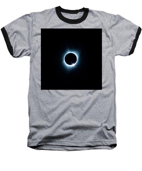 Total Eclipse Baseball T-Shirt