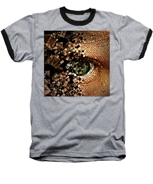 Total Mental Deterioration Baseball T-Shirt