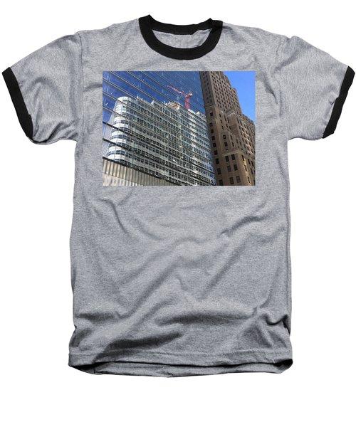Total Reflection Baseball T-Shirt