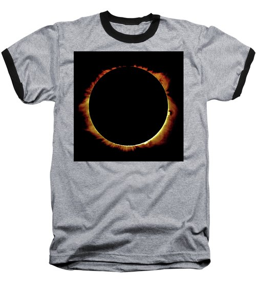 Totality Over Processed Baseball T-Shirt