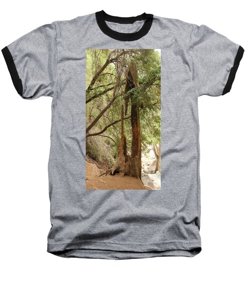 Totem Made By Nature Baseball T-Shirt