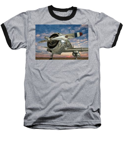 Touch And Go II Baseball T-Shirt