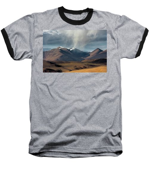 Touch Of Cloud Baseball T-Shirt
