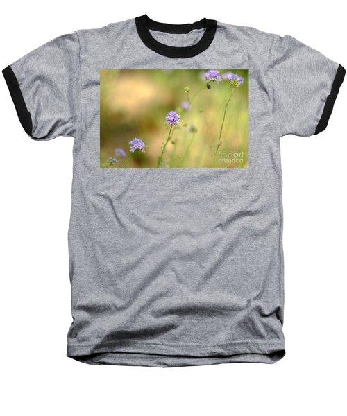 Touch Of Lavender Light Baseball T-Shirt