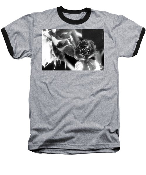 Touched By Light - Baseball T-Shirt
