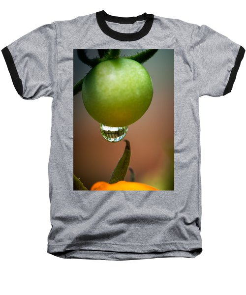 Touching Worlds Baseball T-Shirt